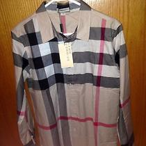 Burberry Men's Medium Shirt Photo