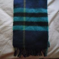 Burberry Men's Scarf Photo