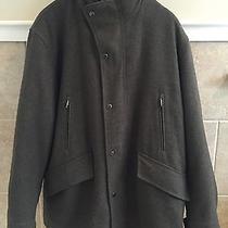 Burberry Men's Wool Coat Photo