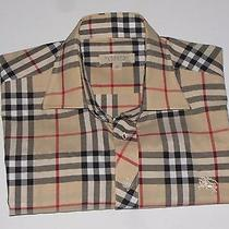 Burberry Mens shirt.size Medium  Photo