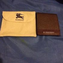 Burberry Mens Wallet Photo