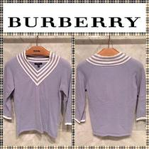 Burberry Pale Blue Top Photo