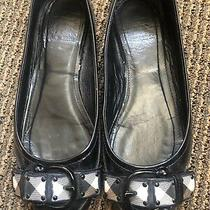 Burberry Patent Leather Flats Size38 Photo