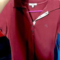 Burberry Polo Shirt Women Photo