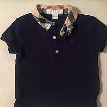 Burberry Polo Size 9months Photo
