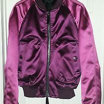 Burberry Prorsum Academy Bomber Jacket Spring/summer 2013 Givenchy Balmain  Photo