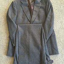 Burberry Prorsum - Pure Wool Suit - 42r 38x31 . Photo
