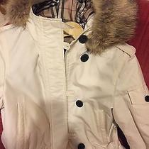 Burberry Puffer Coat Photo