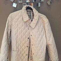 Burberry Quilted Jacket Large  Photo