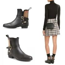 Burberry Rubber Short Boots Size 39 Photo