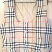 Burberry's Vest Cute 8 Photo