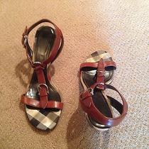 Burberry Sandals Photo