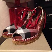 Burberry Sandals Photo