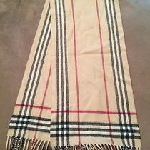 Burberry Scarf Photo