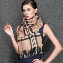 Burberry Scarf Cashmere New in Box With Tags 100% Authentic Photo