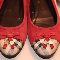 Burberry Shoes Flats  Photo