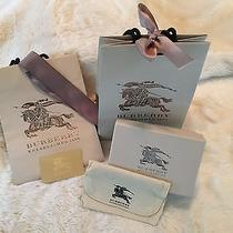 Burberry Shopping Bags Dust Bag & Box for Iphone 4s Photo