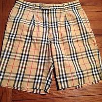 Burberry Shorts Photo