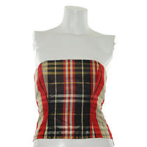 Burberry Silk Corset Photo