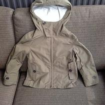 Burberry Size 4y Childrens Rain Jacket Nwt Photo