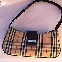 Burberry Small Canvas Bag Photo