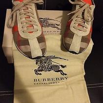 Burberry Sneakers Photo
