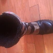 Burberry Snow Boots Size Women's 10 Photo