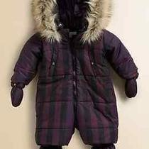Burberry Snow Suit Size 9 Months  Photo