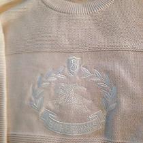 Burberry Sweater Photo