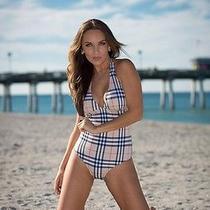 Burberry Swimsuit Photo