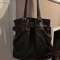 Burberry Tan Lambskin Granville Tote Bag - Dark Chocolate (Like New) Photo