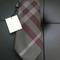 Burberry Tie Photo