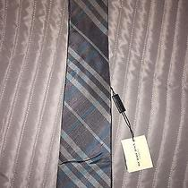Burberry Tie Photo