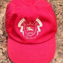 Burberry Toddler Baseball Cap Hat Size 52cm (3-5 Years Old) Flexible Band Photo