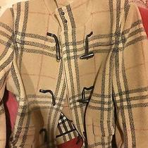 Burberry Toggle Coat Photo