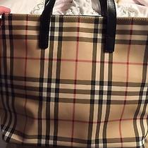 Burberry Tote Photo