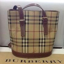 Burberry Tote Bag Purse Photo
