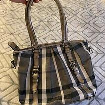 Burberry Tote Handbag Photo