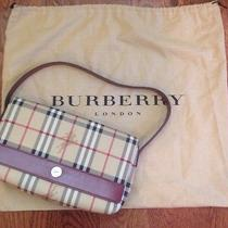 Burberry Traditional Print Purse  Photo
