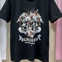Burberry Unisex Stylish T-Shirt Size S Photo