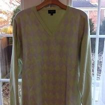 Burberry v-Neck Golf Sweater Xl Photo