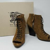 Burberry Virginia Booties Size 38.5 Photo