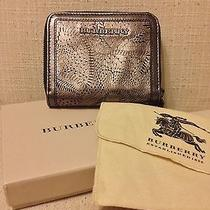 Burberry Wallet / Brand New in Box  Photo