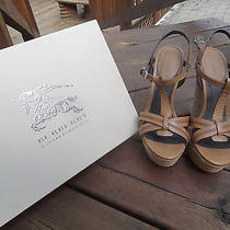 Burberry Wedges - Free Holiday Shipping Photo