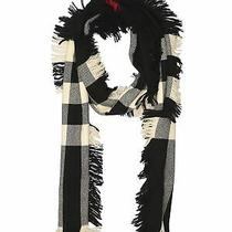 Burberry Women Black Scarf One Size Photo