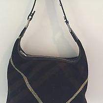 Burberry Wool  Shoulder Bag Photo