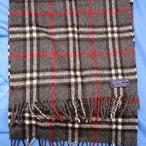 Burberrys London Scarf 100% Cashmere Photo