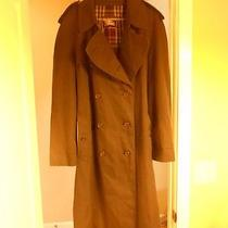 Burberrys of England Trenchcoat Mens Xl Plaid Liner Very High End Photo
