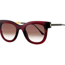 Burgundy Sunglasses Thierry Lasry Nudity 5090 Hand Made in France New Photo