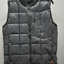 Burton Ak Bk Insulator Down Vest Men's Size L Black New Photo